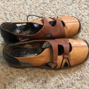 Rieker antistress shoes, size 38